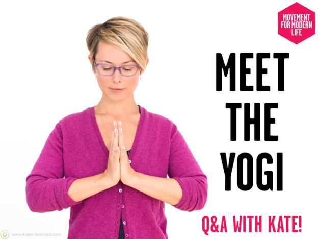 Kate Walker Yoga
