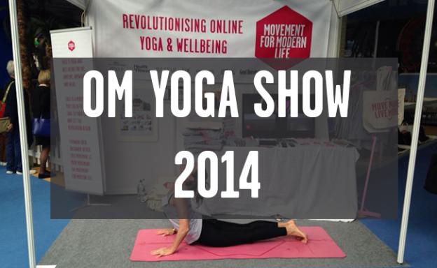 Om Yoga Show 2014