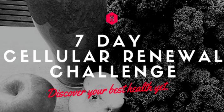 7 Day Cellular Renewal Challenge