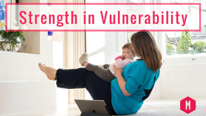 Strength In Vulnerability