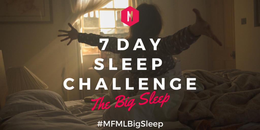 sleep-challenge