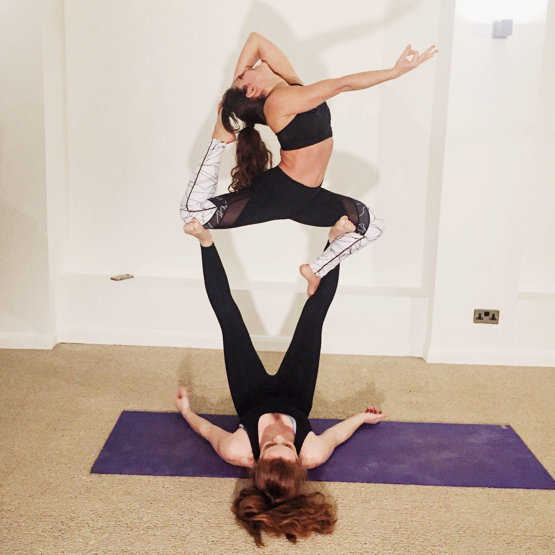 fabletics yoga pants acro yoga