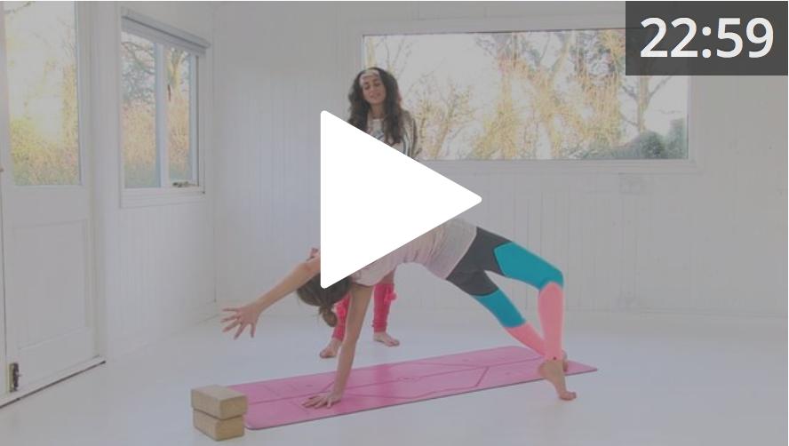 gratitude, yoga