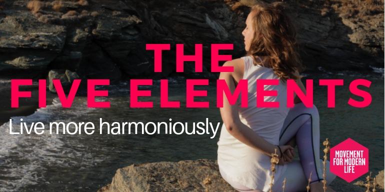 balance five elements yoga challenge