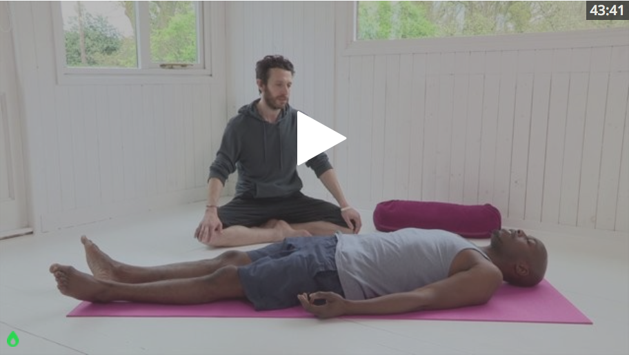restorative yoga runners athletes
