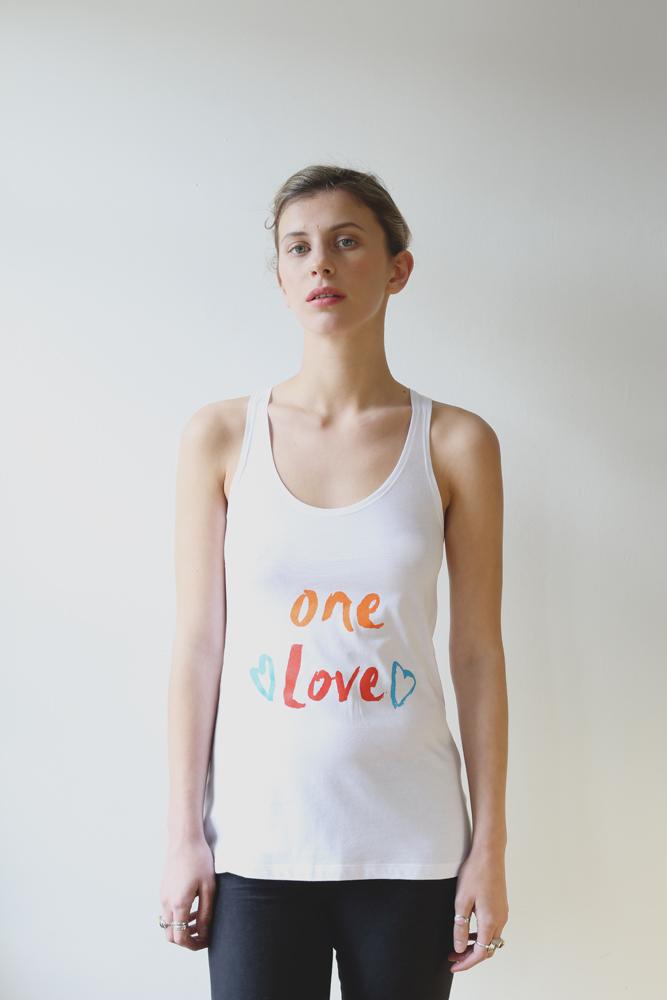 win Shanti Sundays one Love Tank