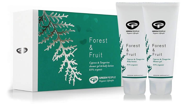 win Forest and Fruit Green People