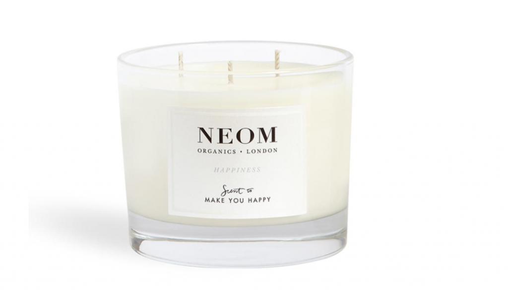 win Neom Organics Happiness Candle