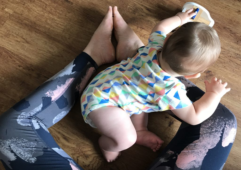 yoga after a baby