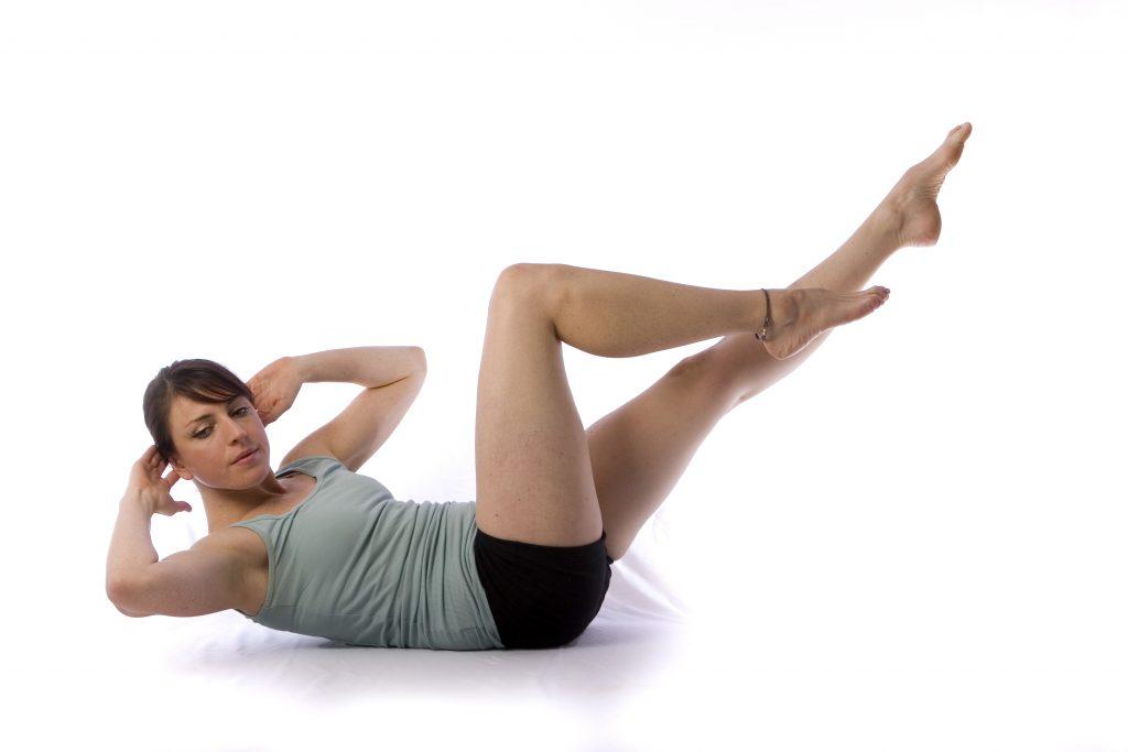 Yoga Versus Pilates Sally Parkes