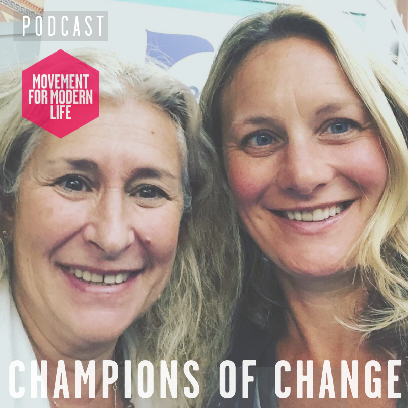 Champion Change