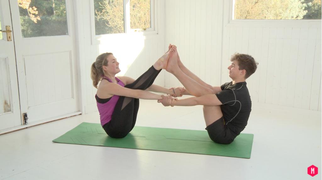 yoga friends
