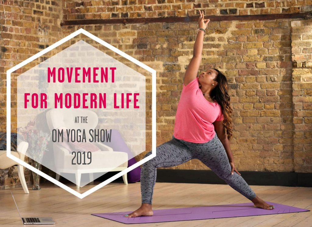 MFML at the Om Yoga Show 2019