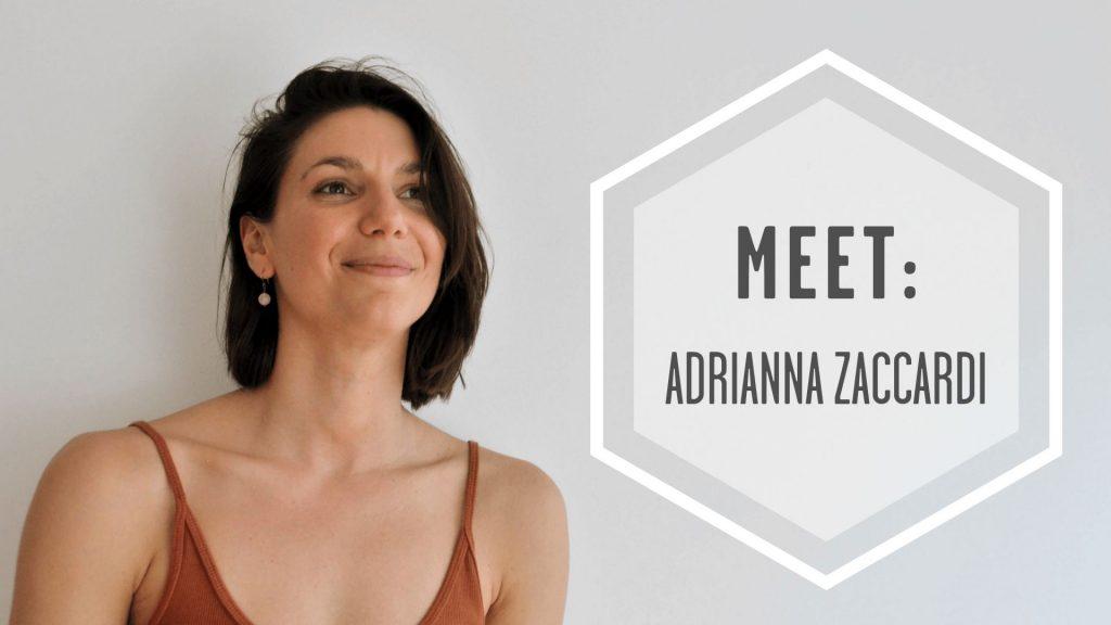Adrianna Zaccardi Restorative Yoga