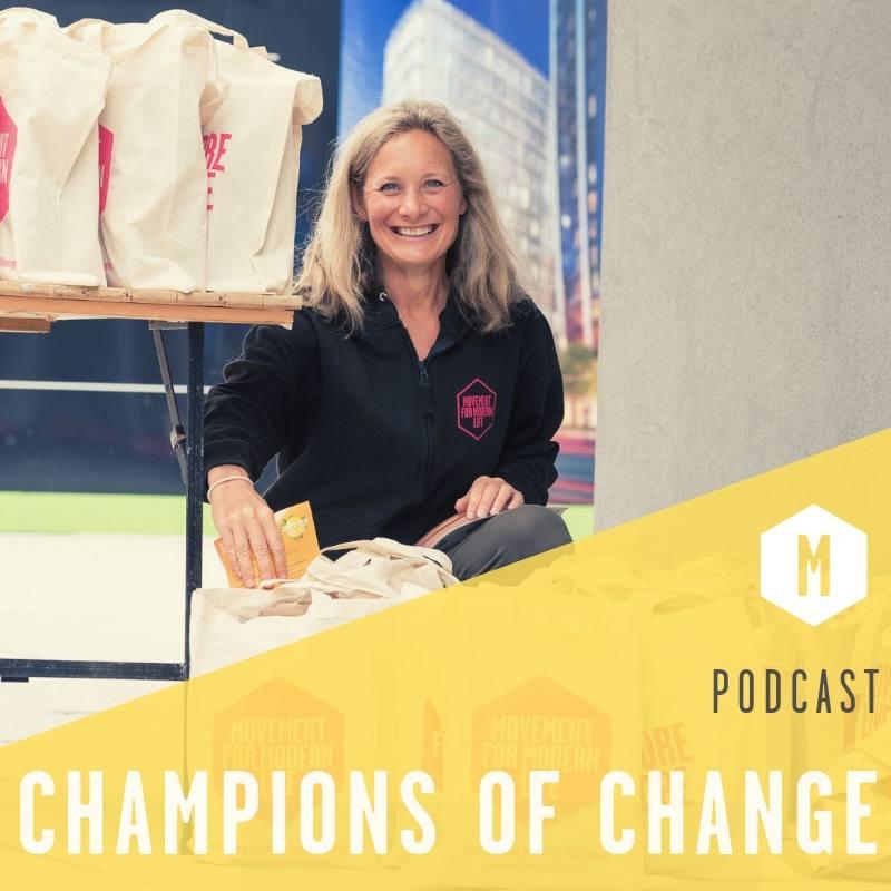 Champions of Change Art of surrender