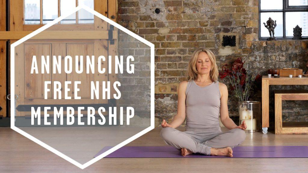 Free NHS Membership