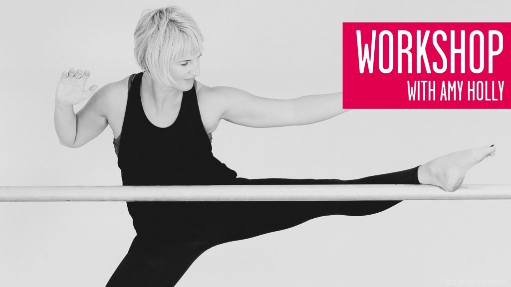 Barre Workshop Amy Holly MFML