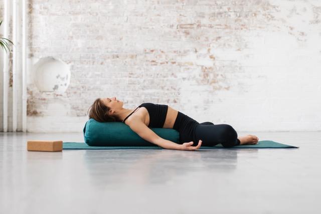 yoga helps anxiety