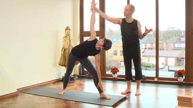 Ashtanga Yoga: Standing and Stabilising Poses