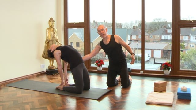 Ashtanga Yoga Flow: Backbending