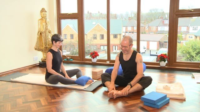 Hip Yin Yoga: Above The Knees - Below The Navel