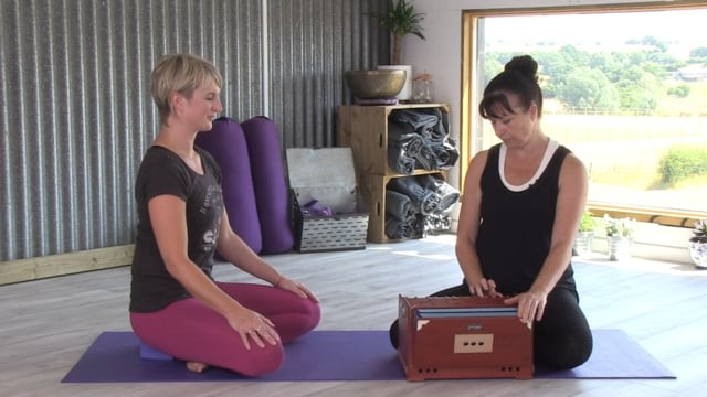 Chant: Atha Yoga-Anusasanam