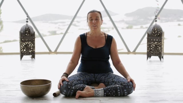 Guided Meditation With Vidya