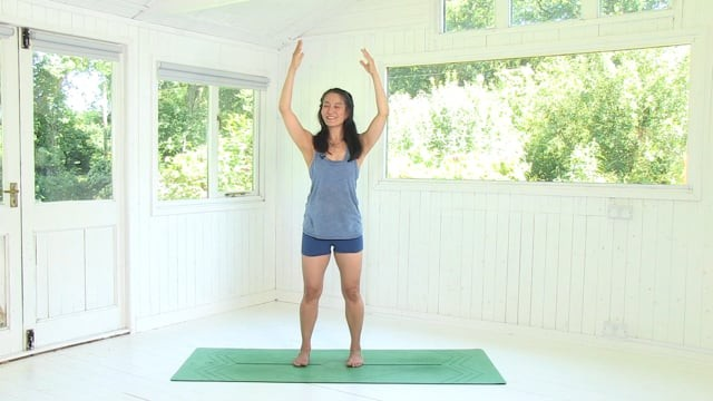 Gentle Yoga to Nourish and Support Series: (1) Breathe and Move