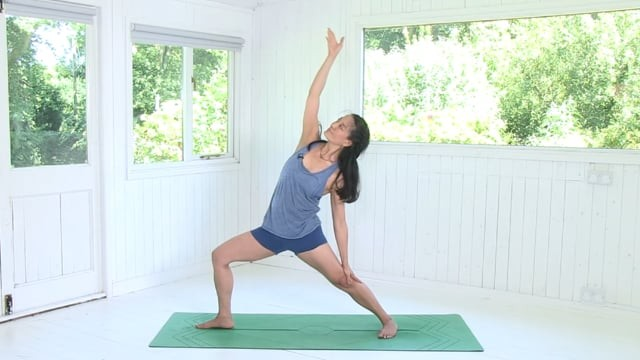 Gentle Yoga to Nourish and Support Series: (2) Rooting to Rise