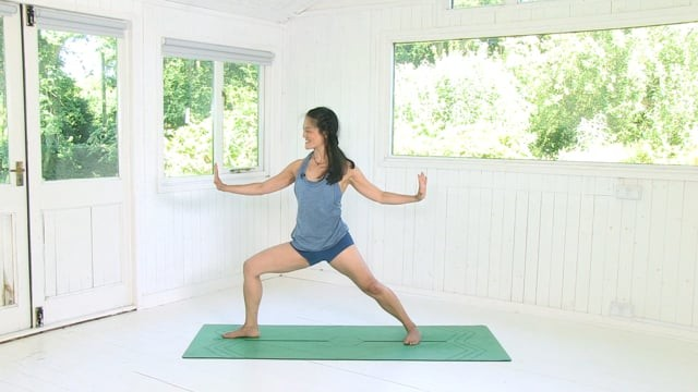 Gentle Yoga to Nourish and Support Series: (5) Effortless Ease