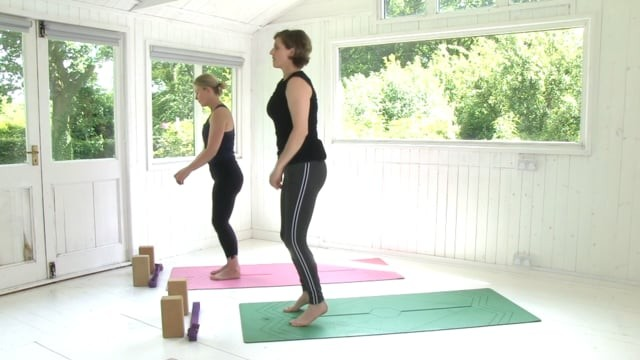 Healthy Back (1) Spinal Warm Up