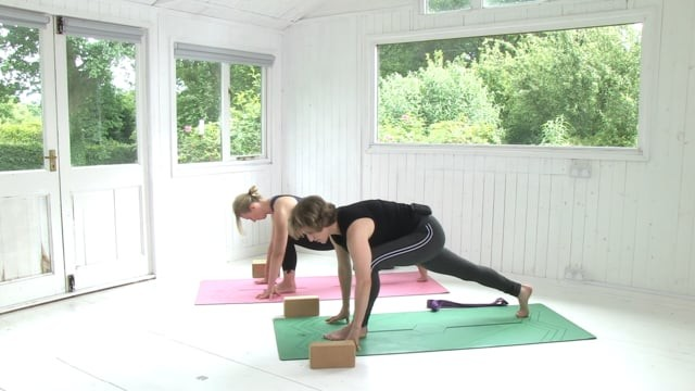 Healthy Back (2) Hips and Lower Back