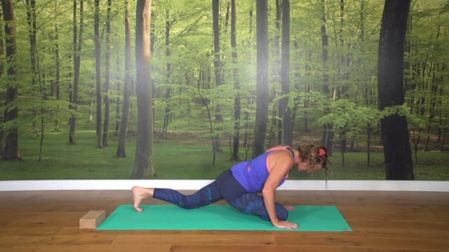 Rainbow Vinyasa Orange(2): Water Element Flow