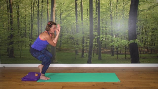 Rainbow Vinyasa Green/Blue(4): Free As A Bird