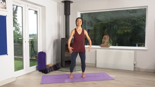 Qigong and Restorative Yoga: Finding Ease