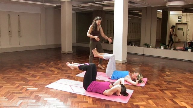 Forrest Yoga: Release & Transform