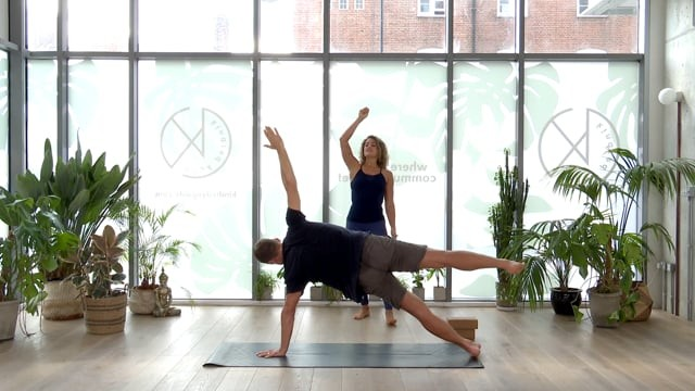 Mandala Salutations:Hamstrings & Inversions