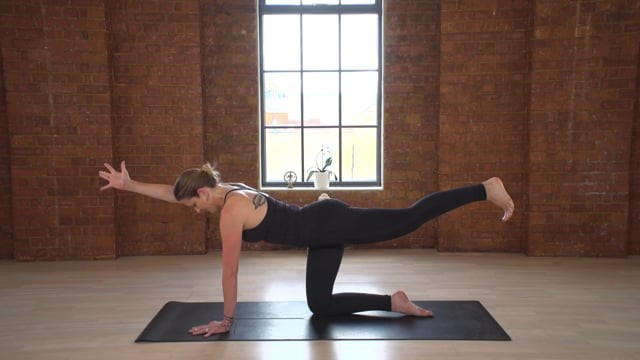 Glute and Core Strength
