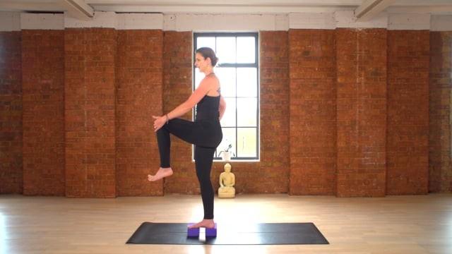 Feet, Stability & Balance