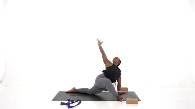 Liberate Your Hips: A Yin/Yang Flow