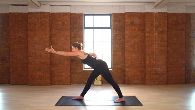 Slow Flow With Yoga Philosophy