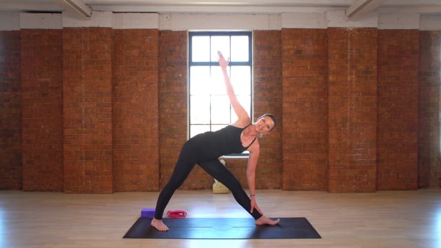 Create a Steady & Strong Yoga Foundation
