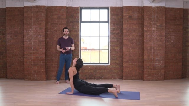 Vinyasa Transitions: Expanding your Options
