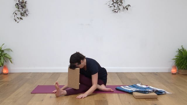 Yin for Ankles, Knees and Hips