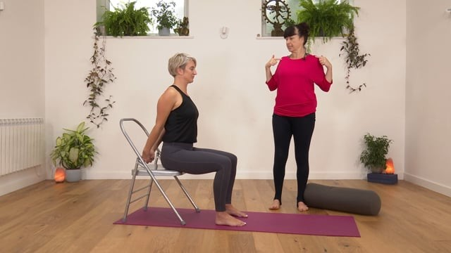 Yoga for the Workplace: Ease Tension