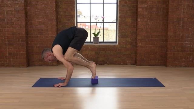 Learn Crow Pose