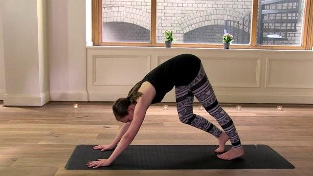 Yoga for Cyclists: Quads