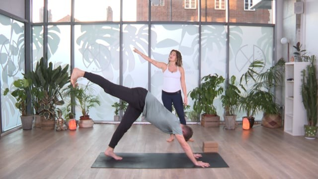 Mandala Sun Salutations: Hips
