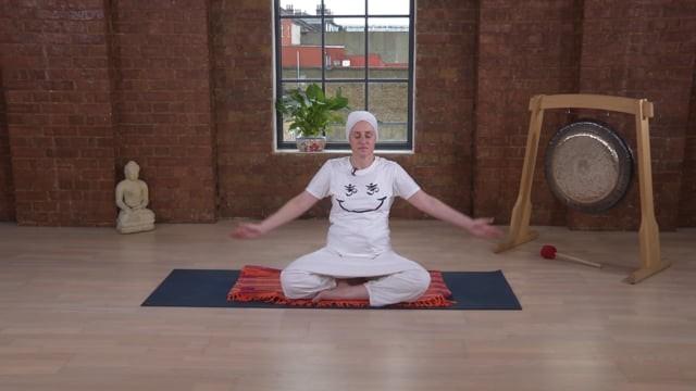 Kundalini Jumpstart Kriya & Aura Strengthening