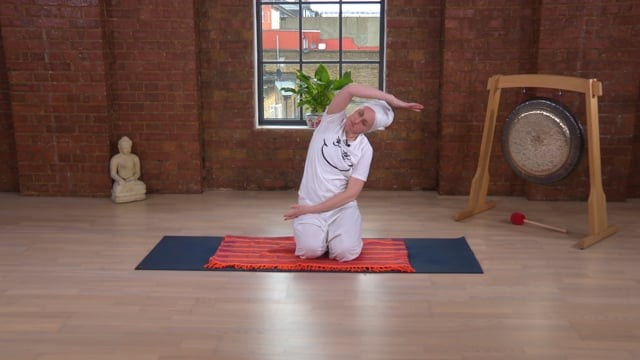 Kundalini Yoga to Elevate the Spirit